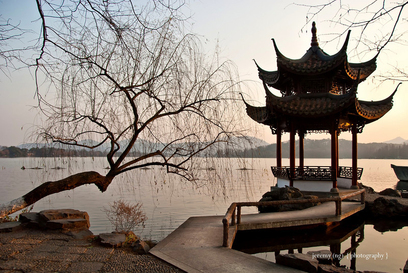 West Lake of Hang Zhou